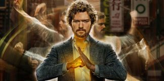 Iron Fist tv show Poster