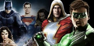 Justice League 2 Movie Poster