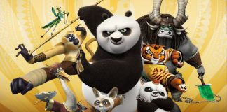 Kung Fu Panda 4 Movie Poster