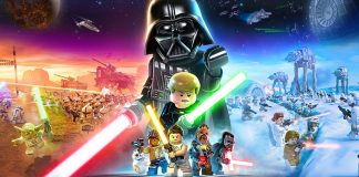 Lego Star Wars The Skywalker Saga Game Poster