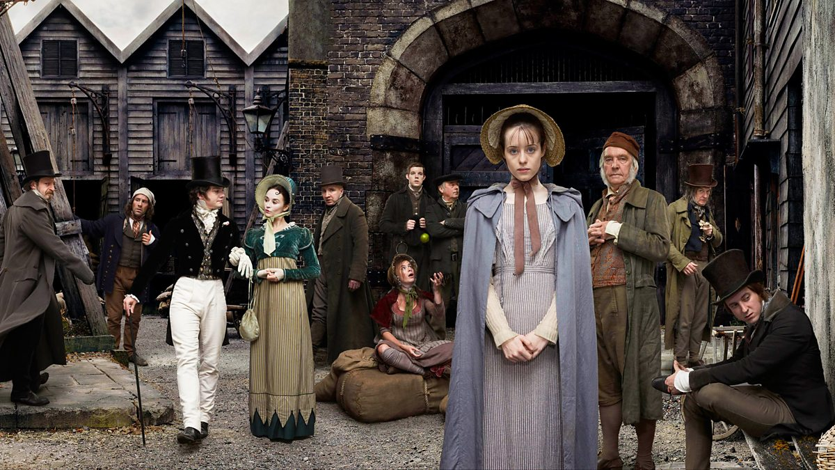 Little Dorrit tv show Poster