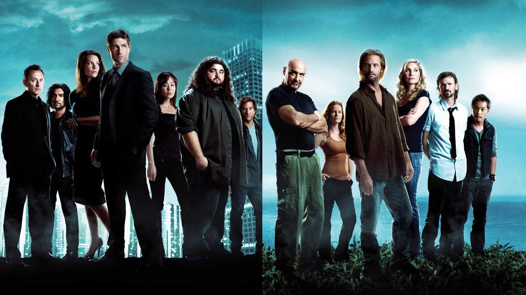Lost TV Show Poster
