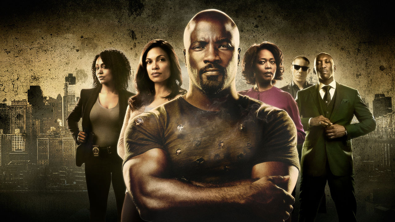 Luke Cage TV Show Poster