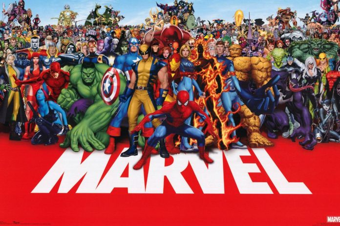 Marvel Video Games Poster