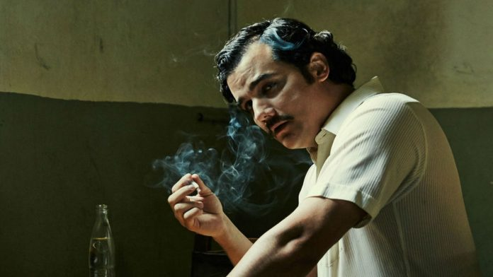 Narcos TV Show Poster