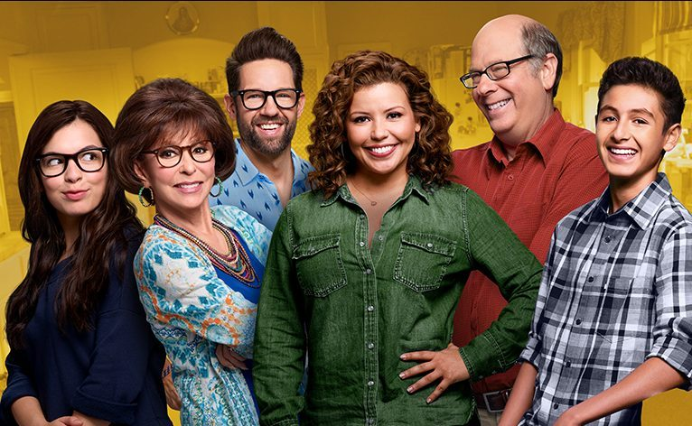 One Day At A Time TV Show Cast Poster