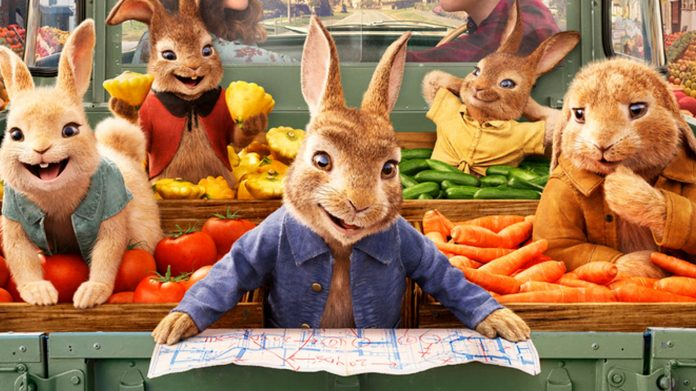 Peter Rabbit 2 Movie Poster