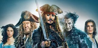 Pirates Of The Caribbean 6 Movie Poster