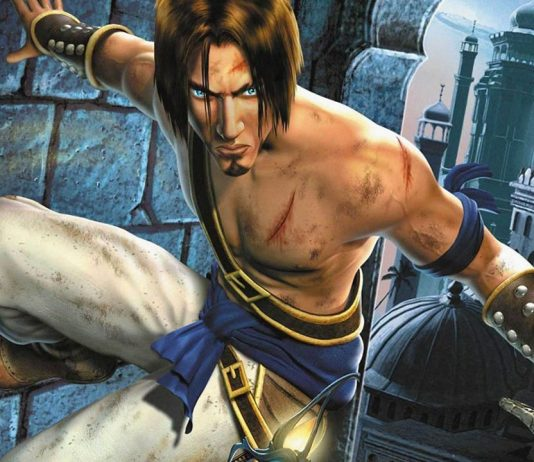 Prince of Persia Game Poster