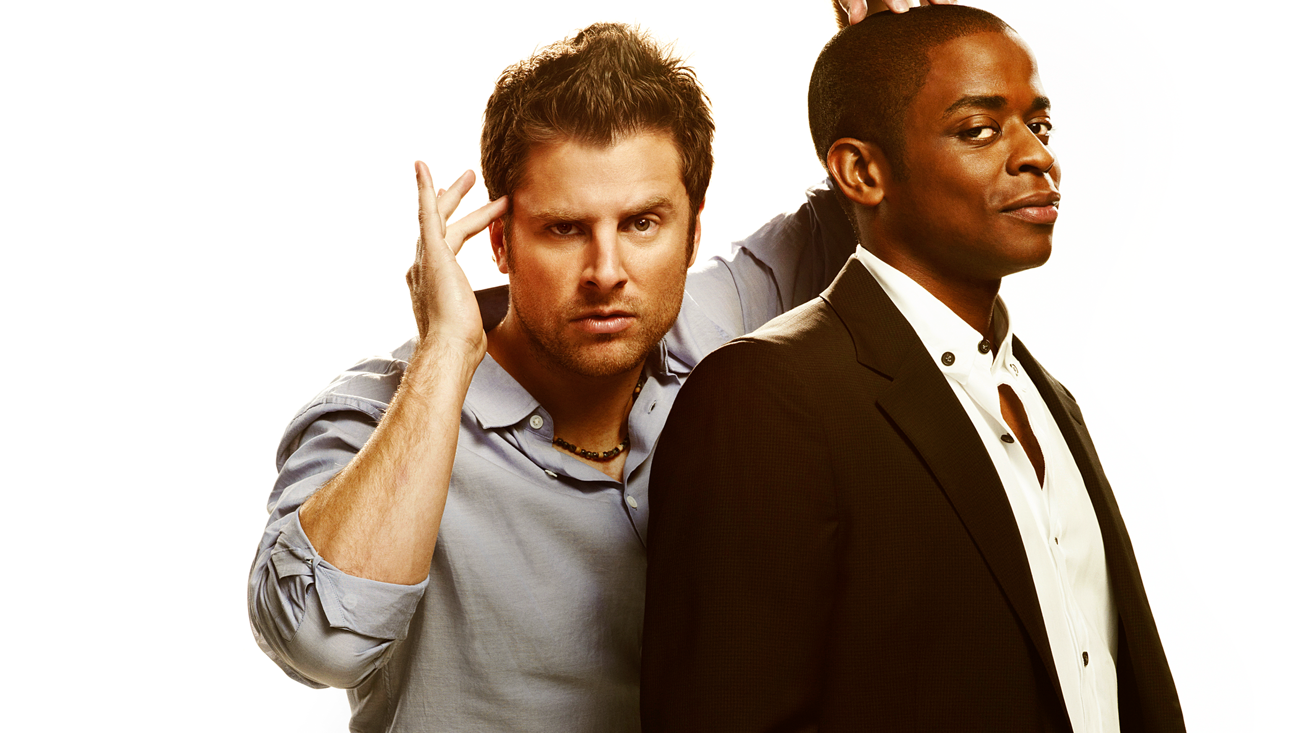 Psych TV Show Poster
