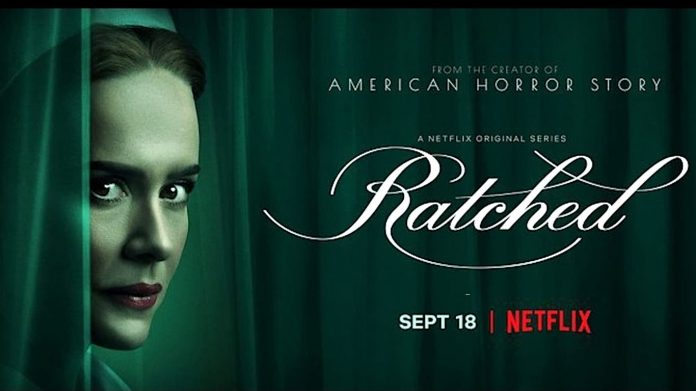 Ratched Season 1 Netflix Poster