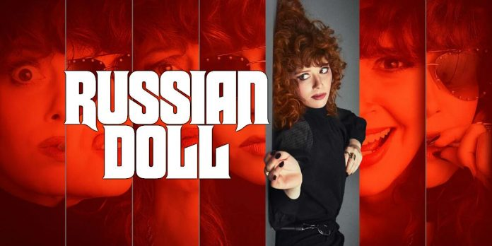 Russian Doll Season 2 TV Show Poster