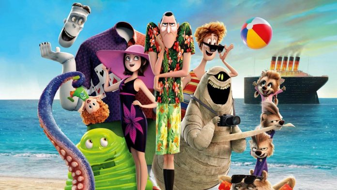 Hotel Transylvania 4 animated movie