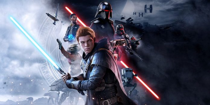 Star Wars Jedi Fallen Order 2 game poster