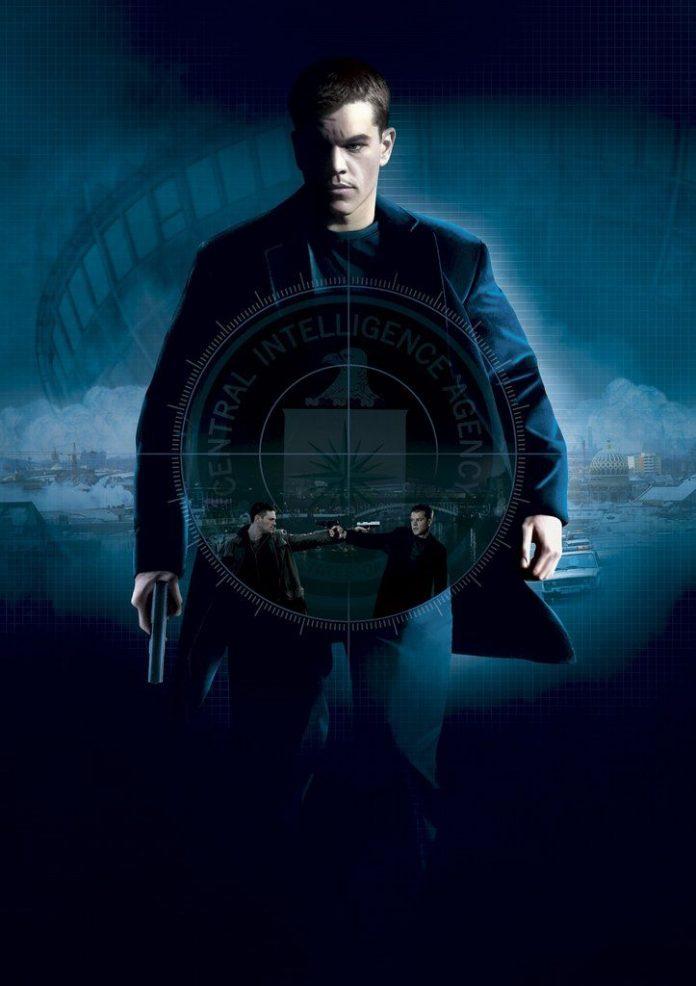 The Bourne Movie Poster
