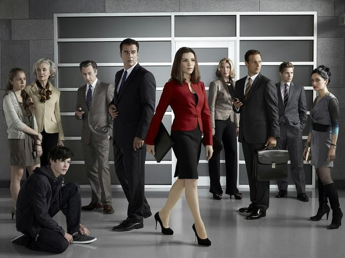 The Good Wife TV Show Poster