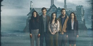 The Haunting of Hill House tv show poster