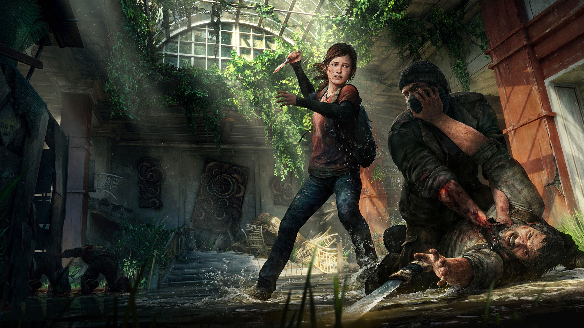 The Last Of Us Game Poster