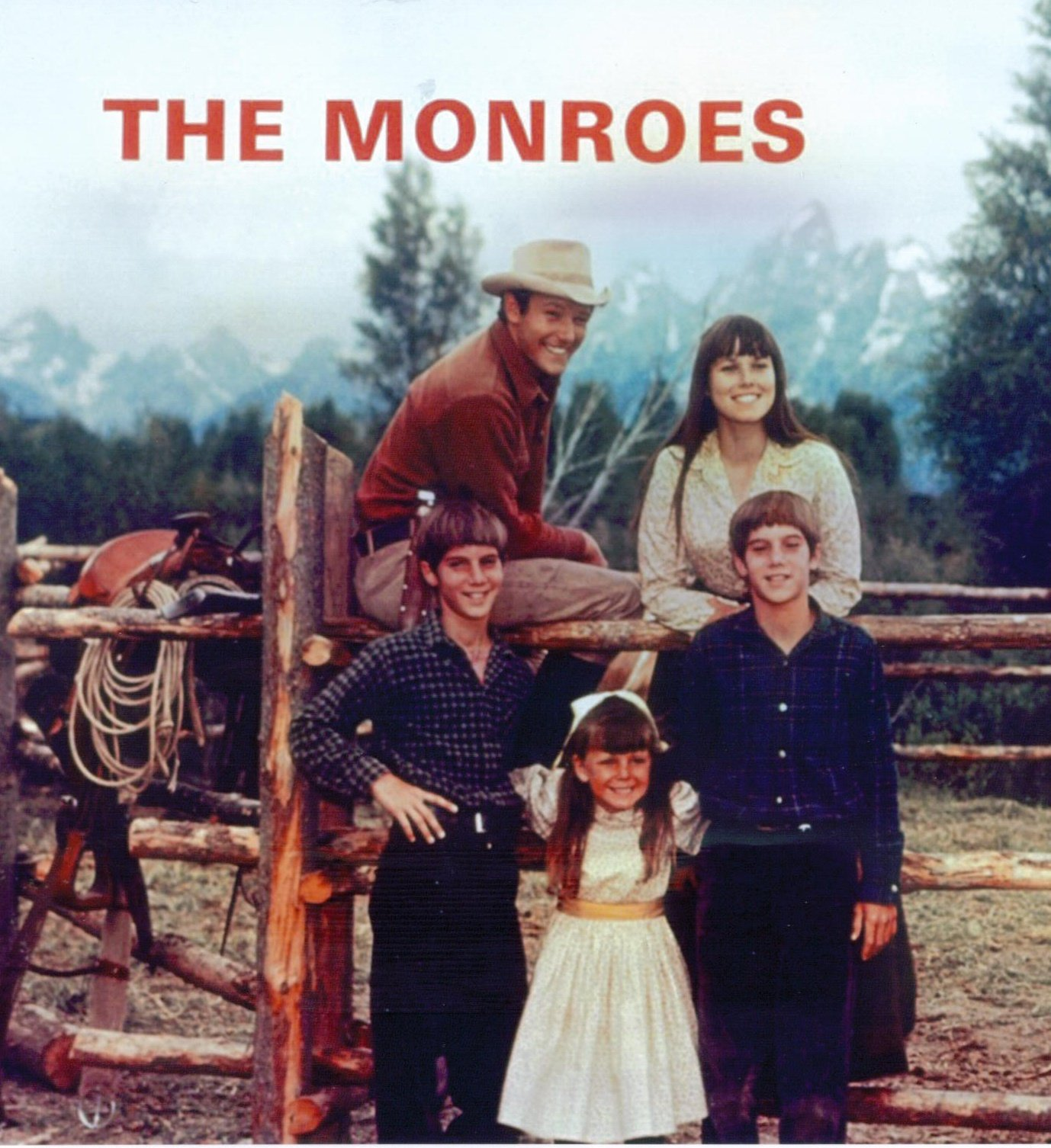 The Monroes tv show Poster
