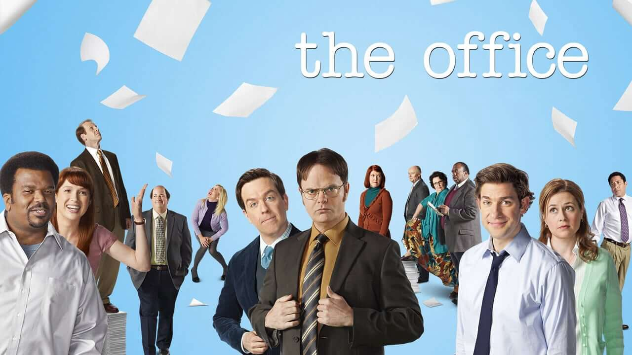 The Office Comedy Show Poster