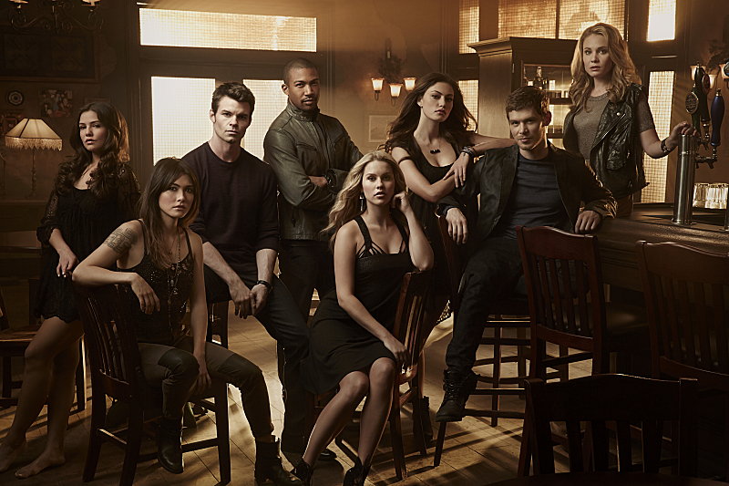 The Originals TV Show Poster