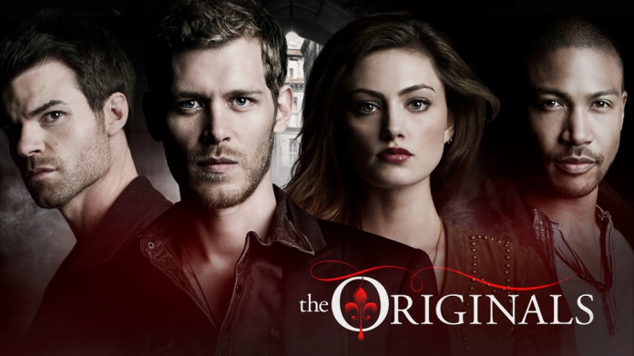 The Originals Cast Netflix TV Show Poster