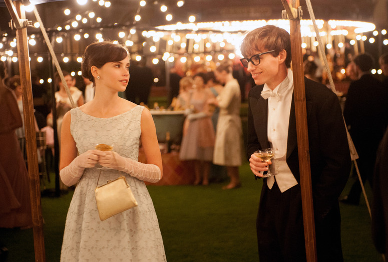The Theory Of Everything (2014) Movie Poster