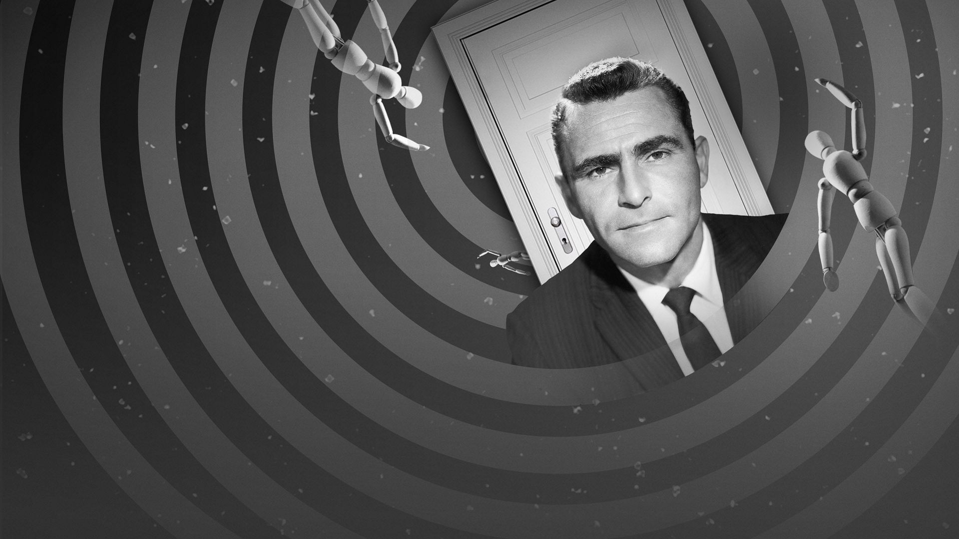The Twilight Zone TV Show Poster