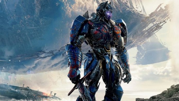 Transformers 7 Movie Poster