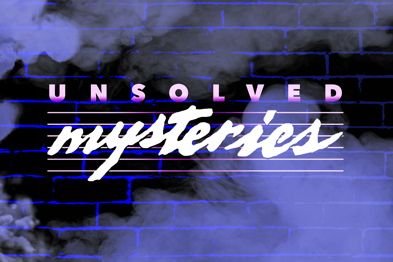 Unsolved Mysteries Season 2 TV Show Poster