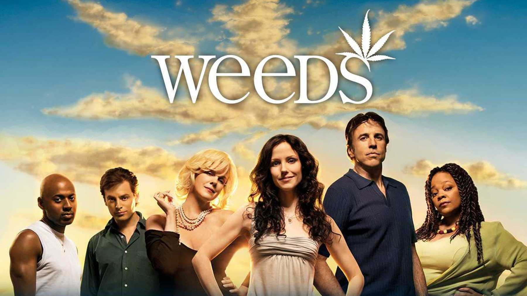 Weeds TV Show Cast Poster