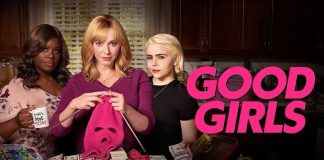 When is Good Girls Season 4 TV Show Poster