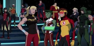 Young Justice Season 4 TV Show Poster