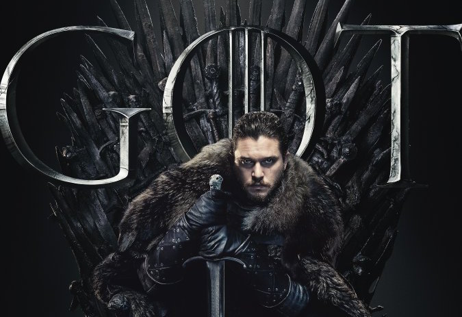 Game of Thrones Kit Harington Poster
