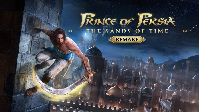 Prince of Persia The Sands of Time Remake Poster