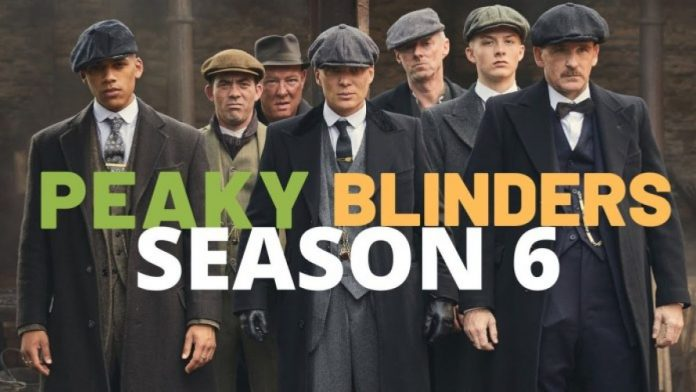 peaky Blinders Season 6 TV Show Poster
