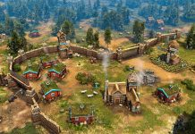 Age of Empires 3 Definitive Edition game scene