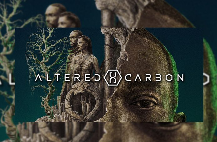 Altered Carbon Season 3 TV Show Poster