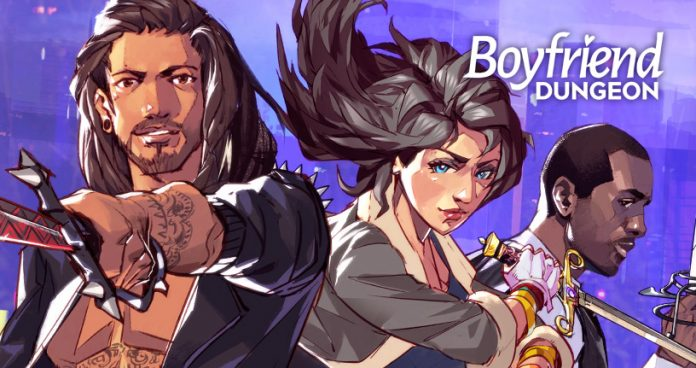 Boyfriend Dungeon Nintendo Switch Game Release