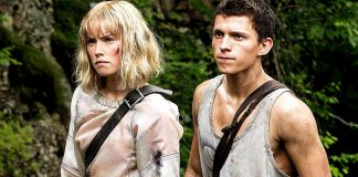 Chaos Walking movie cast poster