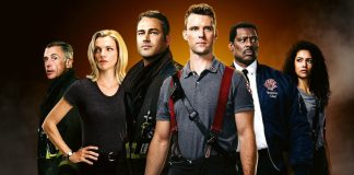 Chicago Fire Season 9 TV Show Poster