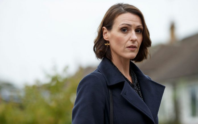 Doctor Foster TV Show Poster