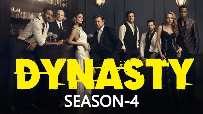 Dynasty Season 4 TV Show Poster