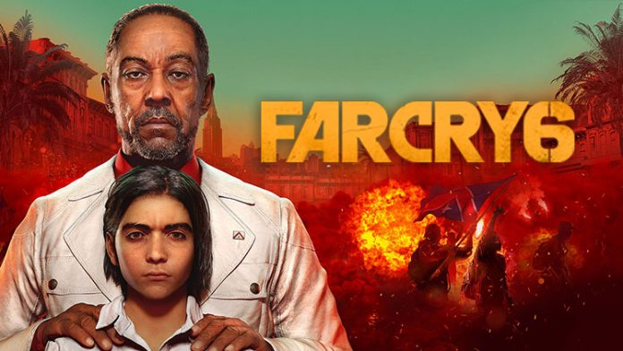 Far Cry 6 game poster