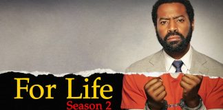 For Life Season 2 TV Show Poster