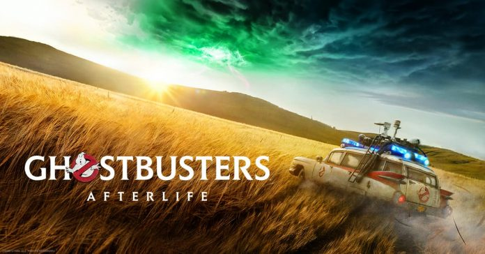 Ghostbusters Afterlife Movie Poster