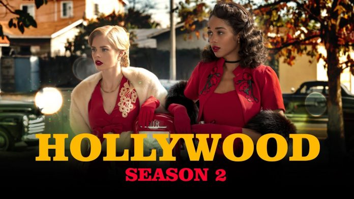Hollywood Season 2 TV Show Poster