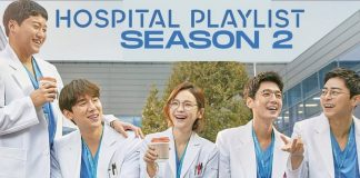 Hospital Playlist Season 2 TV Show Poster