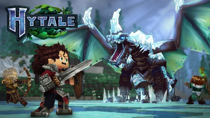 Hytale game poster