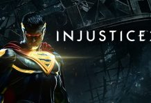 Injustice 2 game poster